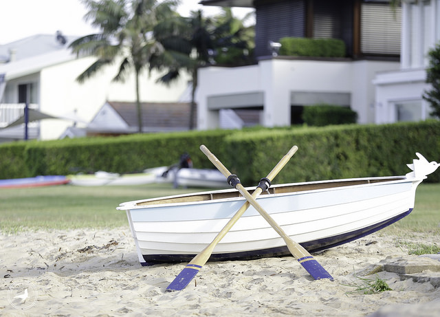Balmain Boat Company - DIY boat kit!