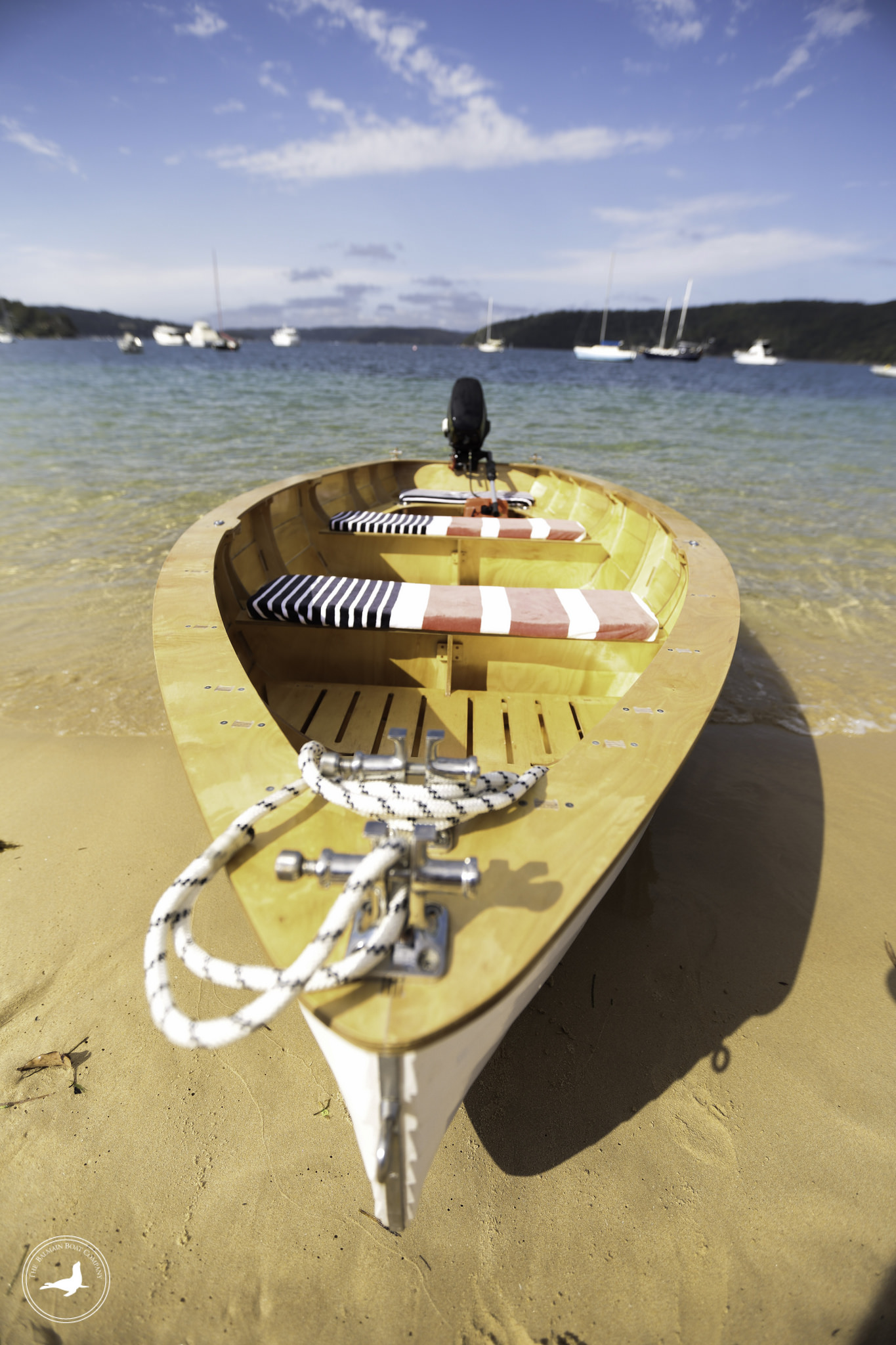 Balmain Boat Company - DIY your own boat!