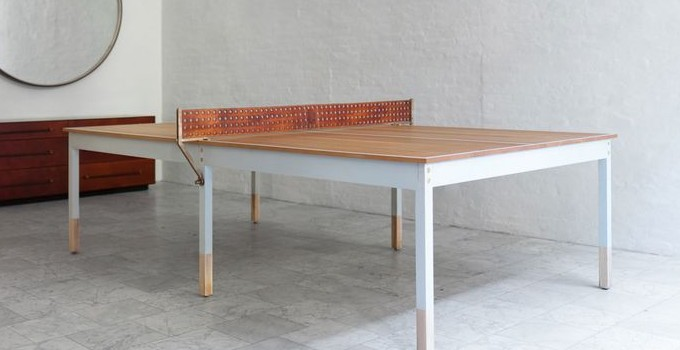 Made Beautiful: BDDW Ping Pong Table