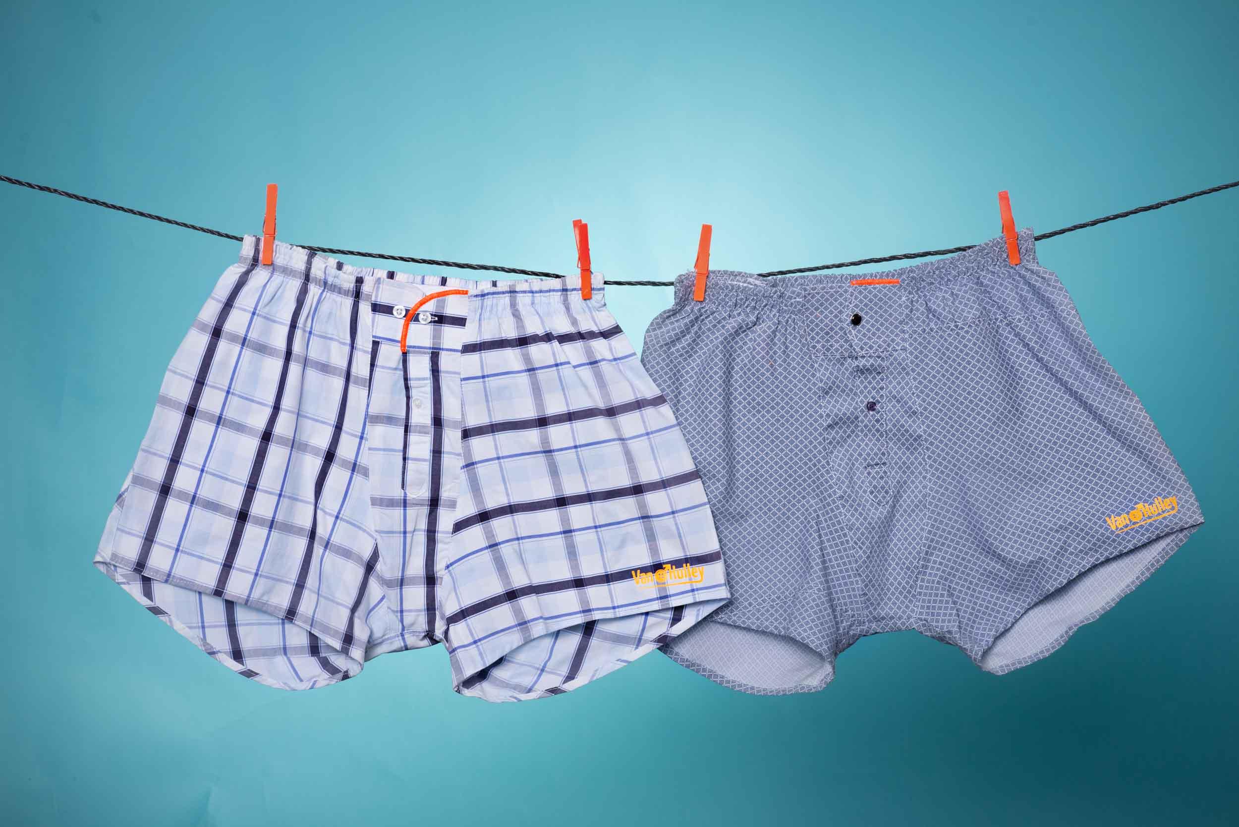 Upcycled old shirts into shorts!