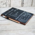 Peg and Awl – Chalkboard pad
