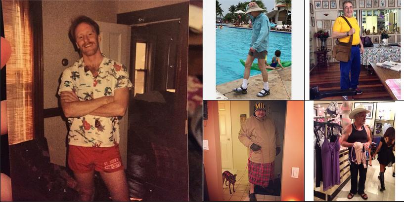 Instagram find - fashion dads