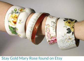 Stay Gold Mary Rose