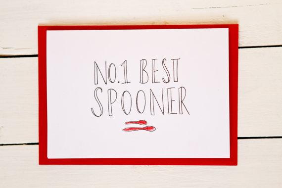 No 1 Best Spooner #valentine