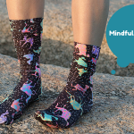 MINDFUL MONDAY: Julie White socks