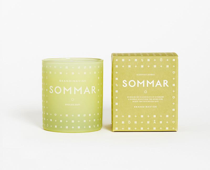Scandinavisk candles - part of top 5 brilliantly branded handmade candles !