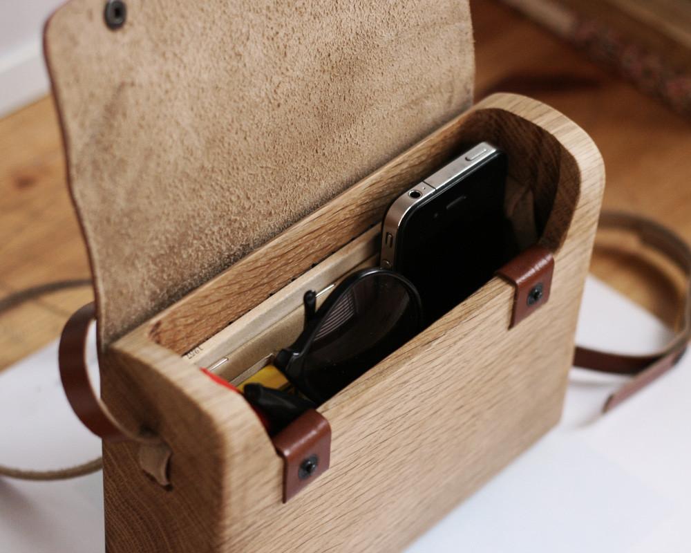 Haydanhuya handmade wooden bags