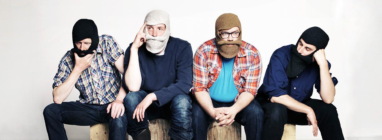 Beardcap by Vík Prjónsdóttir