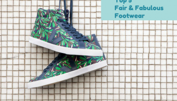 Top 5 Fair&Fabulous Footwear