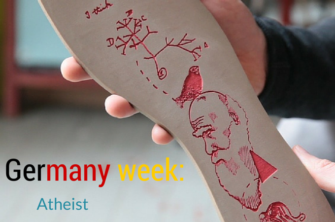 Germany Week on GIGOT: Atheist
