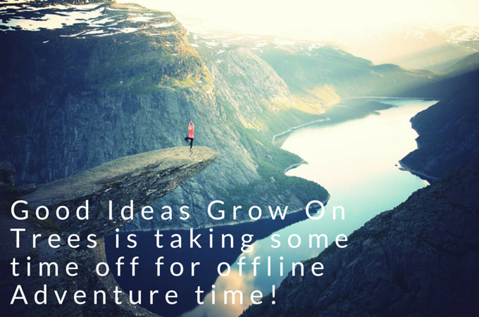 Good Ideas Grow On Trees
