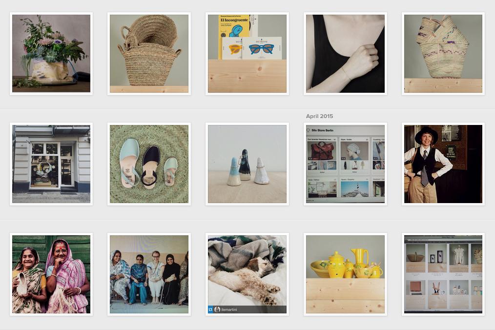 Instagram find: Silo store