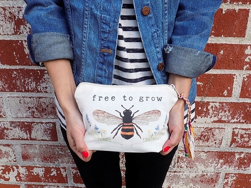 Amazing bags and pouches by the Tote Project