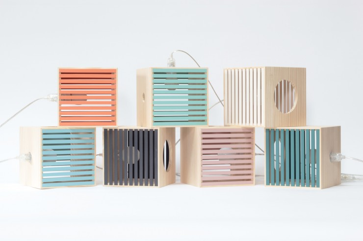 Made in France: Hurlu design. Full story on Good Ideas Grow On Trees!