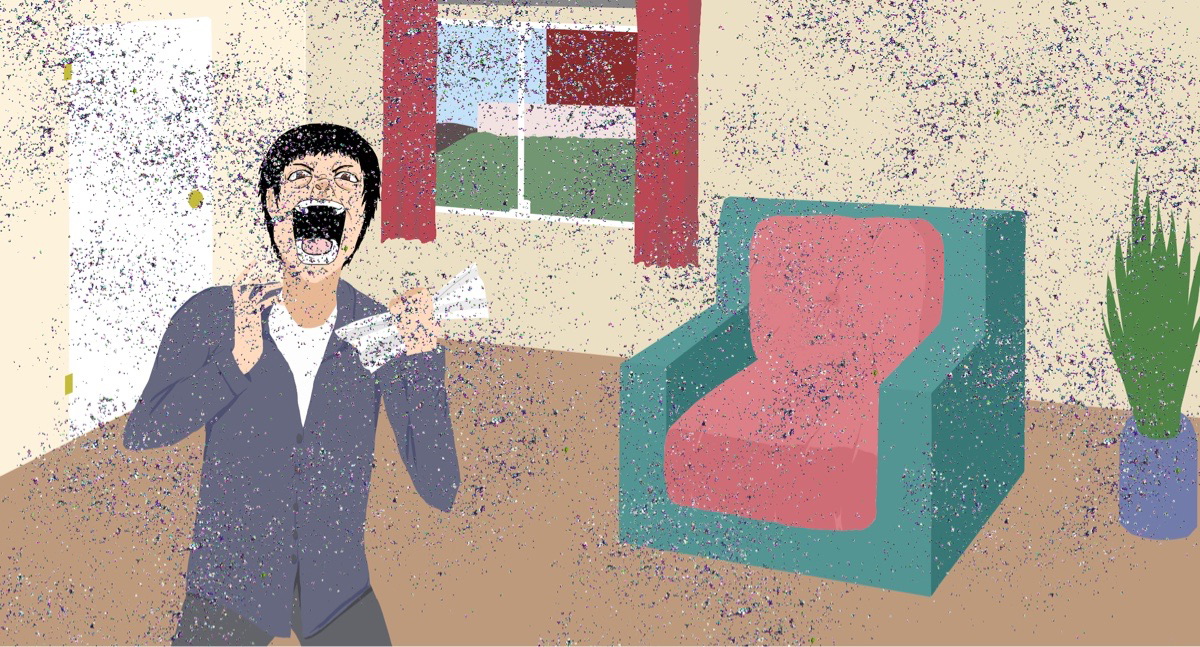 How to make money with glitter, fast.