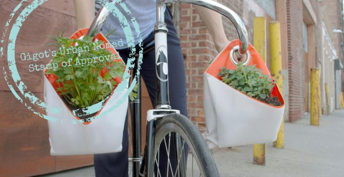 Kickstart your upcycled nomadic lifestyle with Nomad.