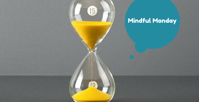 MINDFUL MONDAY: The School of Life 15 minutes timer